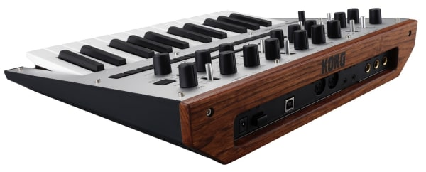 Korg's $300 Monologue synth runs on AA batteries (updated)