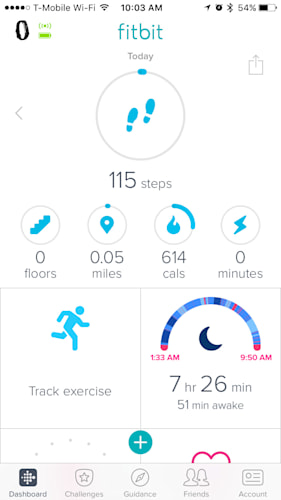 Fitbit's new sleep-tracking feature works well (most of the time)