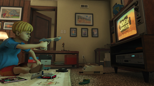 Duck Season' on HTC Vive revives the NES blaster with a dark
