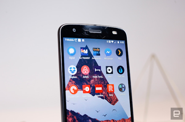 Moto Z2 Force review: One step forward, another step back