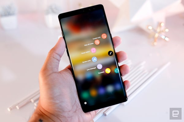 Samsung Galaxy Note 8 review: Excellent, but still a tough sell