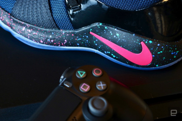 44f596416dce1a Nike s  PlayStation  shoes make hypebeasts out of gamers