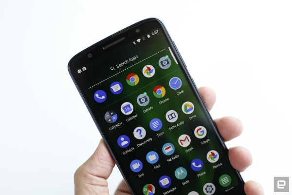 Motorola aims to keep the cheap phone crown with the G6 and