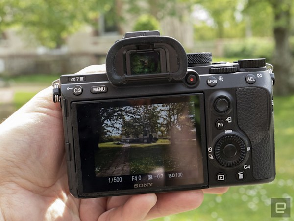 Sony A7 III review: A peerless full-frame mirrorless camera