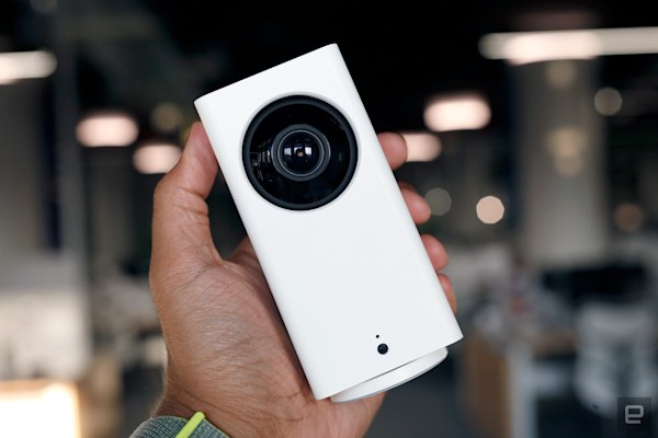 The Wyze Cam Pan offers robust security for just $30