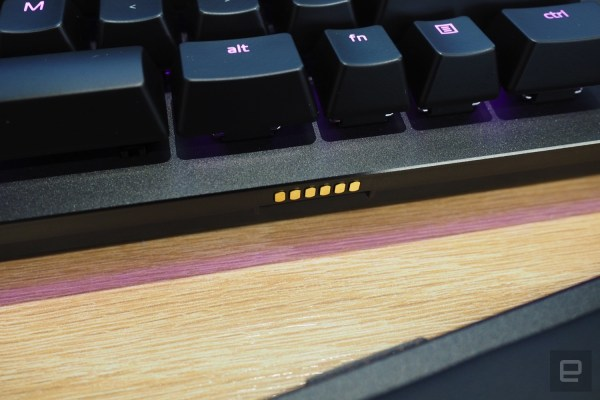 Razer's light-based keyboard switches are a bust