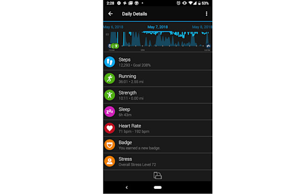Garmin Forerunner 645 Music review: Better without the music