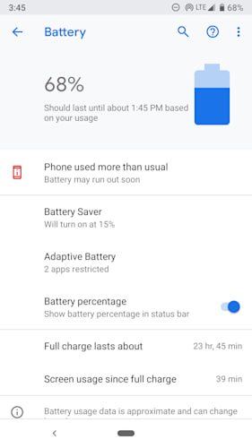 Android 9 Pie review: Google gets more thoughtful