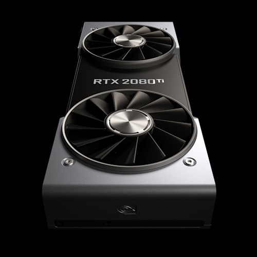 NVIDIA's $1,199 RTX 2080 Ti is the fastest GeForce card ever