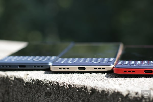 BlackBerry's KEY2 LE is cheaper, brighter but watered down