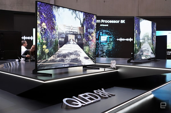 8K TVs are coming, but ignore the hype