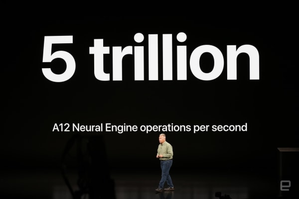 Apple's A12 Bionic is the first 7-nanometer smartphone chip