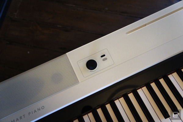 One's Smart Piano helped me play, but not understand