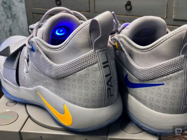 best sneakers 999be db475 Nike's new PlayStation sneakers pay homage to Sony's classic ...