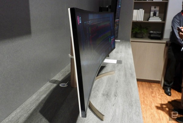 LG's 49-inch, ultrawide monitor is a multitasker's dream