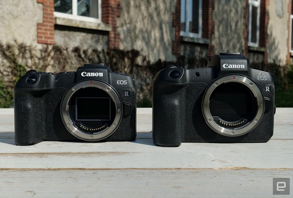 Canon EOS RP review: A full-frame camera that cuts too many