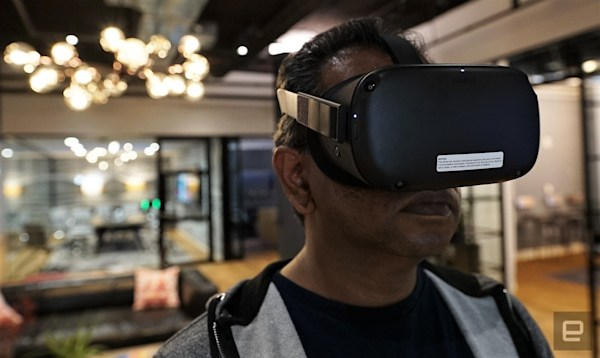 Oculus Quest review: VR freedom comes at a cost