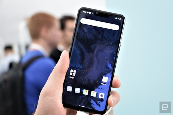 The new Android Q beta is a mostly cosmetic update