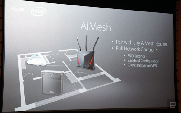 ASUS' latest WiFi 6 router looks appallingly normal
