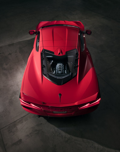 2020 Corvette Moves The Engine Back And Adds Over The Air Updates