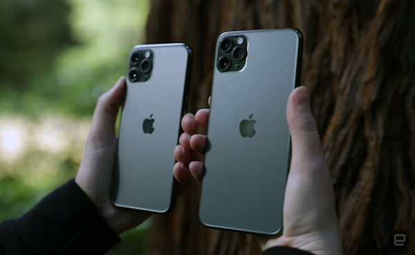 Apple iPhone 11 Pro and Pro Max review: Better, but not