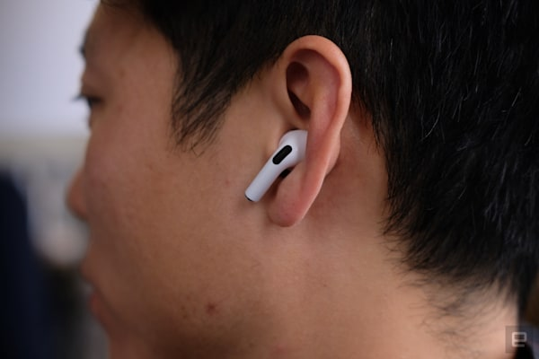 Apple Airpods Pro Hands On I Can Already Hear The Difference
