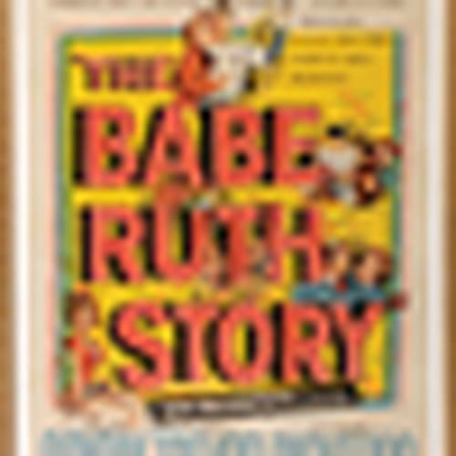 'The Babe Ruth Story' <br>Inaccuracy: Hitting a Homerun for Johnny Sylvester in 1932