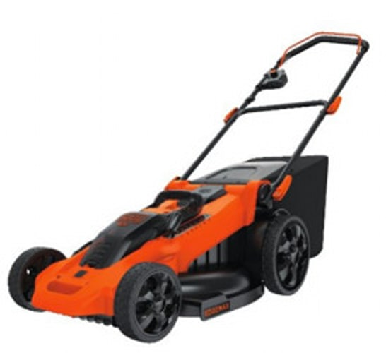 Black & Decker Cordless Mower & More
