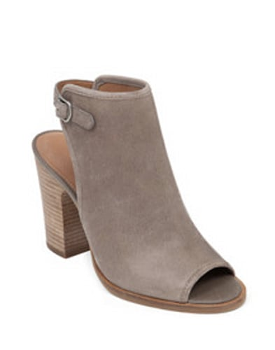 Lucky Brand Lisza Leather Booties