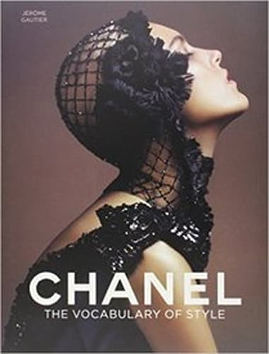 Chanel: The Vocabulary of Style coffee table book