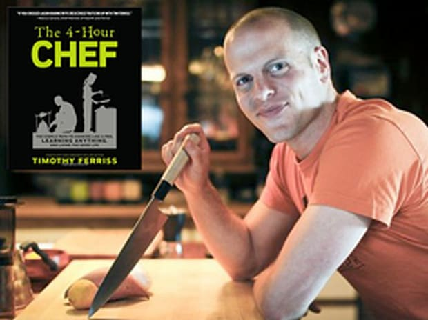 Learn from the best with 'The 4-Hour Chef' Audiobook