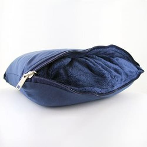 Compact Travel Blanket with Pocket