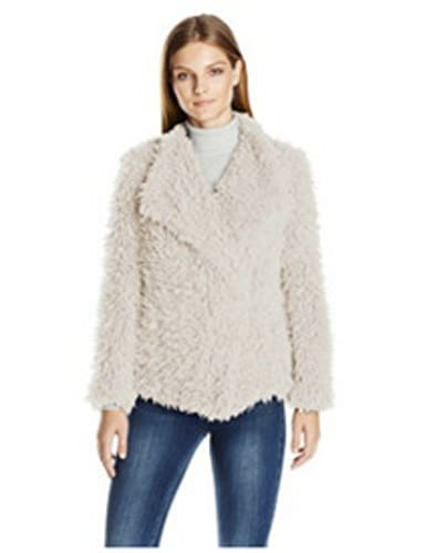 Vero Moda Jayla Short Faux Fur Jacket