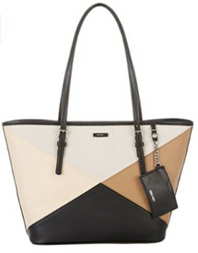 Nine West Ava Tote Colorblock