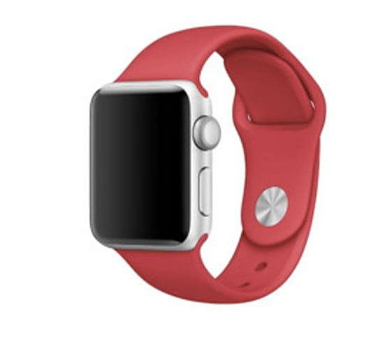 Apple Watch Sport Band (RED)