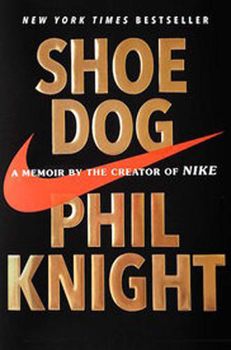 'Shoe Dog' by Phil Knight