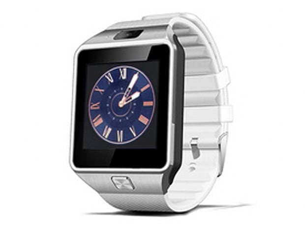 Smartwatch with Camera & Pedometer