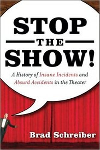 Stop the Show! book