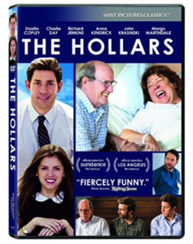 """""""The Hollars"""" on Blu-Ray and DVD"""