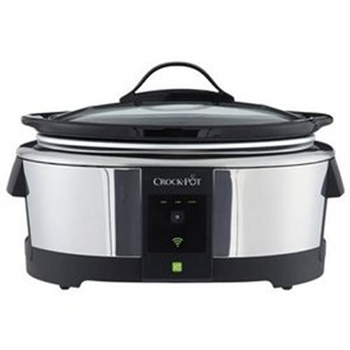 Hero item of the day: Crock-Pot smart wifi-enabled slow cooker