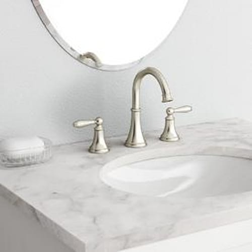 Pfister Courant Widespread 2-Handle Bathroom Faucet