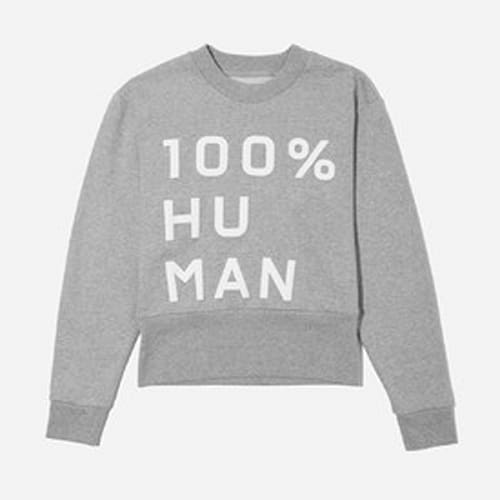 "Everlane '100% Human"" Sweatshirt"