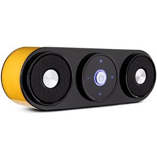 Bluetooth Speakers with Enhanced Bass