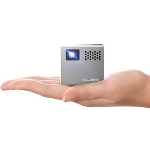 Mobile Projector with 120-inch Display