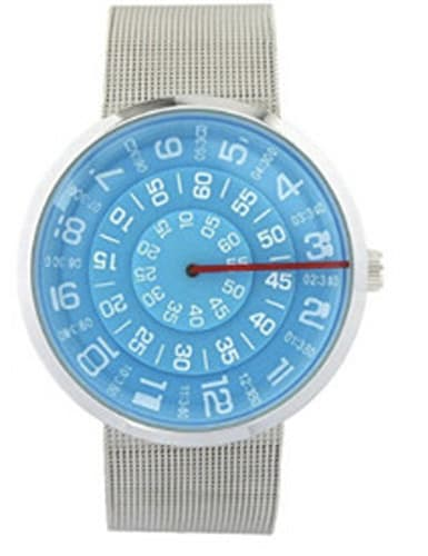 YouYouPifa Stainless Steel Watch