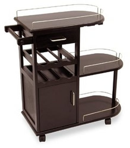 Winsome Wood Entertainment Cart