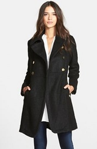 GUESS Double Breasted Coat