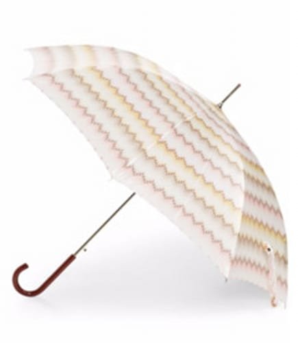 Missoni Striped Umbrella