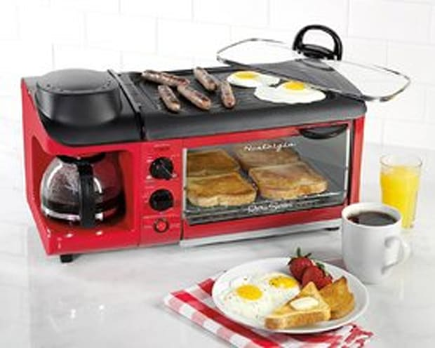 3 In 1 Family Size Breakfast Station