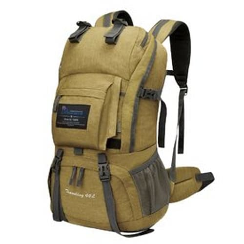 Mountaintop Hiking Backpack with Rain Cover